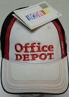 New Tag TONY STEWART 14 OFFICE DEPOT Stock Car Racing NASCAR Advertising HAT CAP