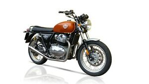 BS Exhaust for Royal Enfield Interceptor 650 & Continental 650 GT euro 4