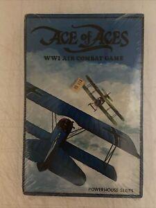 ACES OF ACES Powerhouse Series WWI AIR AERIAL COMBAT GAME NIS SEALED VINTAGE