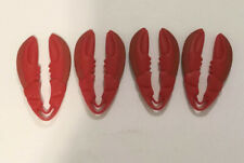 Red Lobster Plastic Crab Or Lobster Shell Seafood Crackers