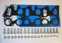 Krümmerdichtung Ansaugkrümmer Schrauben VR6 2,8 2,9 Turbo AAA ABV Ansaugbrücke