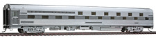 Walthers 15167 ROCK ISLAND 85' BUDD CS 24-8 SLUMBERCOACH NIB