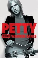 TOM PETTY The Biography Hardcover Warren Zanes Heartbreakers Traveling Wilburys