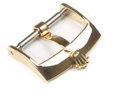 Rolex fibbia compatibile 16mm placcata in oro