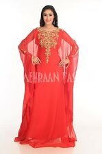 DUBAI FARASHA JILBAB KAFTAN DRESS ABAYA ARABIA ISLAMIC FANCY CLOTHING DESIGN 143