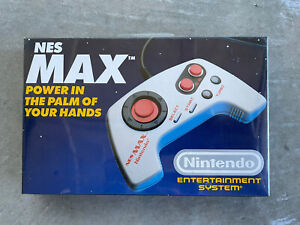 nintendo nes max controller - brand new factory sealed
