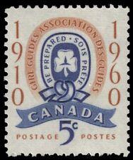 CANADA 389 - Girl Guides 50th Anniversary (pa55379)