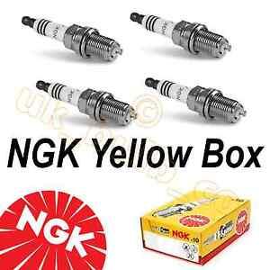 Aprilia 1000 ETV RSV RST Mille NGK Spark Plugs 2641 x4