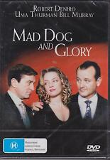 MAD DOG AND GLORY - ROBERT DE NIRO - UMA THURMAN - BILL MURRAY -  DVD - NEW