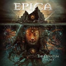 Epica THE QUANTUM ENIGMA CD ALBUM merce nuova foliert (OVP)