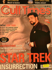 CULT TIMES edicicón 40 - Star Trek - Buffy - XENA - Lexx - TIERRA - CT24