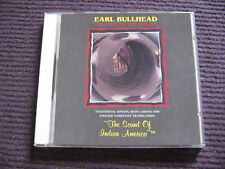 CD EARL BULLHEAD - KEEPER OF THE DRUM / SOUND INDIAN AMERICA  / excellent état