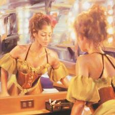 Carrie Graber   BackStage Limited Edition Canvas  COA Signed  Theater