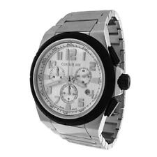 CERRUTI MENS ROMA SWISS QUARTZ WATCH NEW  5 WATCHES BULK SALE 2 CHRONO - 3 NON