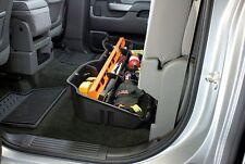 DU-HA 10300 Black Under Rear Seat Storage For Silverado Sierra Crew Cab 2014-17
