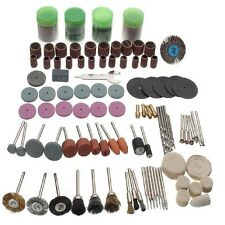 161x Rotary Kit Mini Accessory Multi Tool Set for Sanding Polishing Grinding