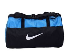 Gym Bag Sport Bag Duffle Bag Polyester 40 Ltrs Bag With Shoe Compartment Blue