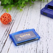 GBA Card For Pokemon Gameboy Light Platinum Version Classic Playing Gift