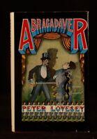 1972 Peter Lovesey Abracadaver First Edition Crime Novel