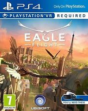 Eagle Flight for The Sony Ps4 (ps VR Required)