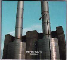 Polyester Embassy - Tragicomedy - CD (FFCD015 FFWD 2006)
