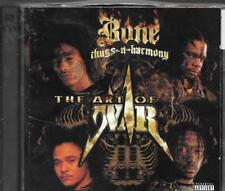 2 CD ALBUM 28 TITRES--BONE THUGS -N- HARMONY--THE ART OF WAR 1 & 2--1997