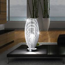 Salon Lampe De Table Chambre D'amis Éclairage Métal Design Loop Stand Lampadaire