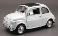 Fiat 500 L 1968 White 1:24 Model 2440W WELLY