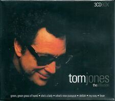 Tom Jones. The Collection (2000) Box 3 CD NUOVO Delilah My Way Guilty Yesterday