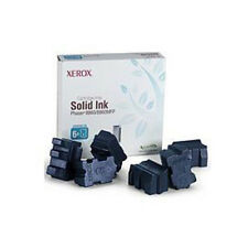 Xr73133 Xerox Phaser 8860/8860mfp Solid Ink Stick Cyan PK 6 108R00746