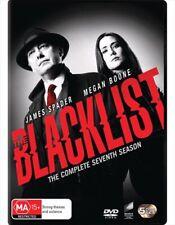 BLACKLIST : Season 7 : NEW DVD