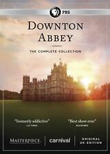 ..DOWNTON ABBEY the Complete Series Collection on DVD 1-6 Season 1 2 3 4 5 6