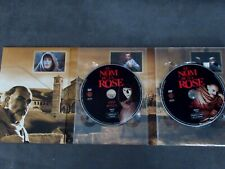 LE NOM DE LA ROSE de Jean-Jacques Annaud  Edition Collector (Sean Connery) 2 DVD
