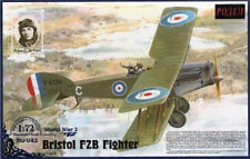 BRISTOL F2B FIGHTER (BRITISH RAF & AUSTRALIAN AF MARKINGS) #43 1/72 RODEN