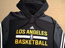 Los Angeles Lakers Kobe Bryant Mamba Adidas On-Court Climawarm Hoodie Size Small