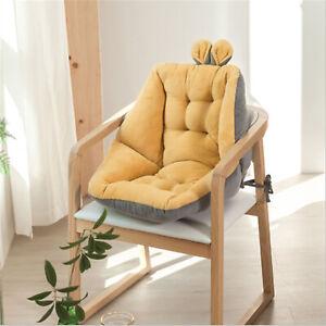 Semi-Enclosed Seat Cushion,Soft Fluffy Comfortable Thicken Seat Cushion, 45*45CM
