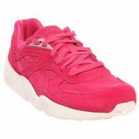 Puma R698 Mesh Evolution Running Shoes - Pink - Mens