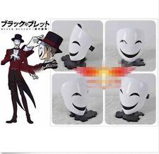 Japanese Anime Black Bullet Kagetane Hiruko Mask Cosplay Prop For Gift Handmade