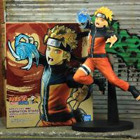 25CM VIBRATION Uchiha Sasuke Figure Uzumaki Naruto Anime...