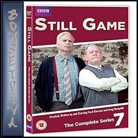 STILL GAME - COMPLETE SERIES 7   *BRAND NEW DVD *