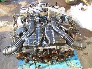 JDM TOYOTA SUPRA JZS147 V12 1GZ-FE 1GZ CENTURY VVT-I ENGINE 12CYL MOTOR TOPSPEED
