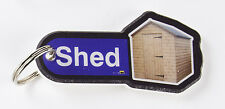 Shed Key Fob Key Ring By Find For Dementia & Alzheimers Use