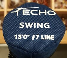 ECHO SWING 13' #7 WEIGHT SPEY ROD 4 PCE w/TUBE