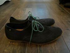 Diesel Navy Suede Shoes Size 11