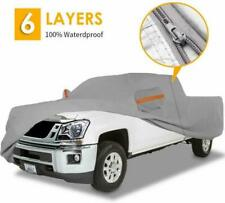 "Pickup Truck Cover 6 Layer Car Cover Outdoor Dust Scratch Proof 232"" (Fits: Commercial Chassis)"