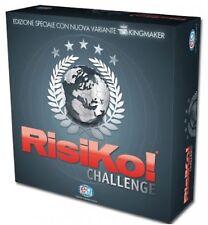 RISIKO CHALLENGE ITALIANO Editrice Giochi EG 6033851 Spin master -nuovo- Italia