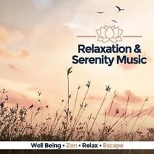 RELAX YOURSELF RELAXATION & SERENITY MUSIC    4 CD NEUF