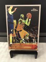 1996-97 Kobe Bryant Topps Chrome NBA Rookie Los Angeles Lakers RC RP - MINT!
