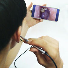 3 In 1 Ear Cleaning USB LED Endoscope 3.9mm Diameter