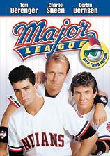 Major League [DVD, NEW] FREE SHIPPING